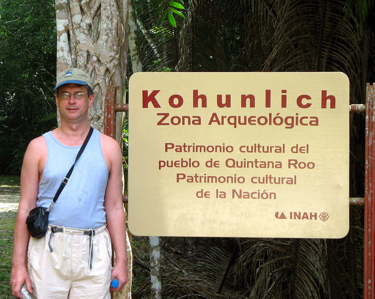 """Kohunlich means """"Where the Date Palms Fruit Richly"""" in Mayan."""