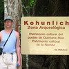 "Kohunlich means ""Where the Date Palms Fruit Richly"" in Mayan."