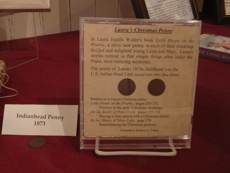 Laura's Christmas Penny