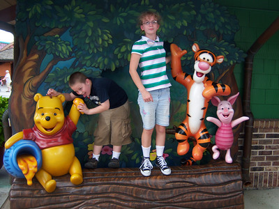 Walt Disney World - September 2009