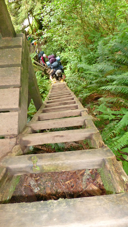 West Coast Trail (Day 2)
