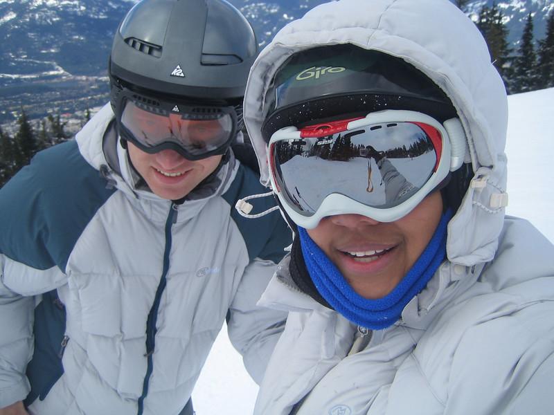 Matching coats!  (Cloudveil Down Patrol -- WARM!)
