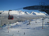 The new Peak-to-Peak gondola.