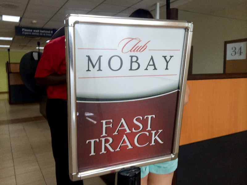 Club Mobay Fast Track...SOOO worth it!