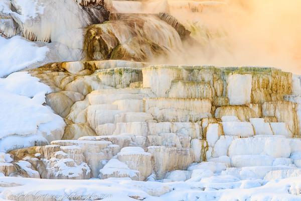 Maammoth Hot Springs - Yellowstone NP-5