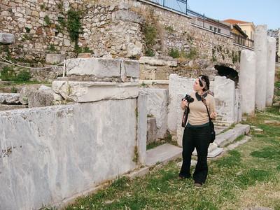 Roman Agora, Athens