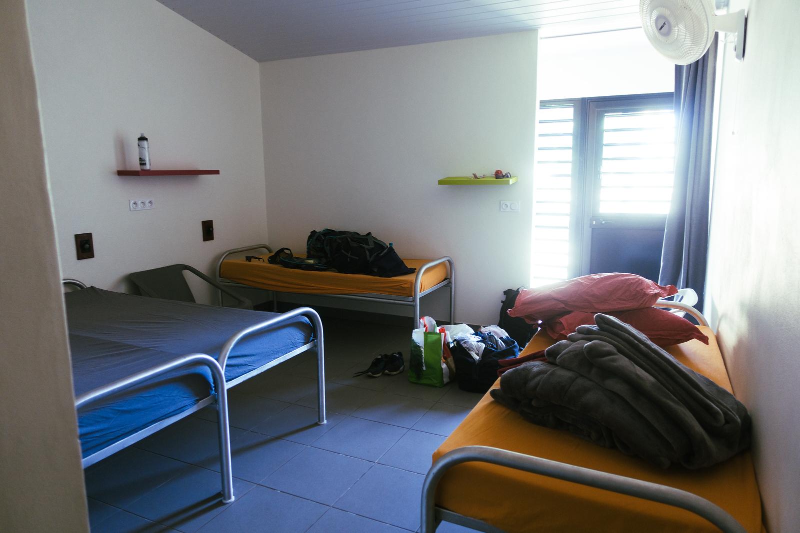 Auberge de Jeunesse room.