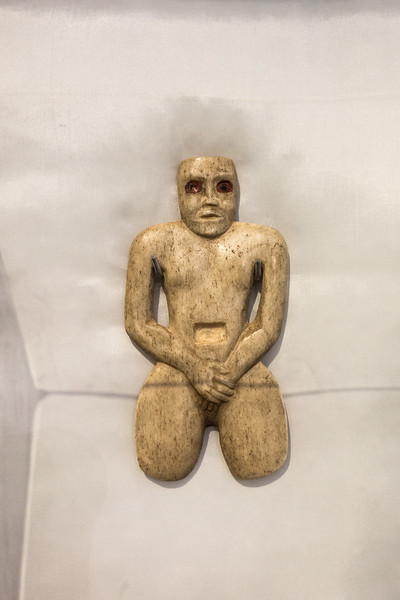 Hilarious sculpture in the Australian Museum.
