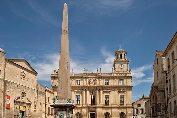 Central Square in Arles