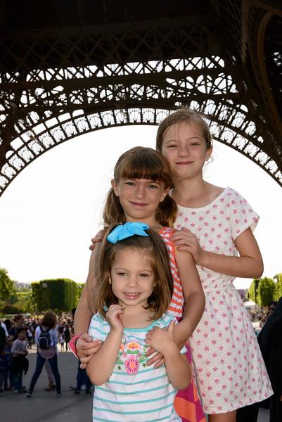 My Petite Filles in Paris!