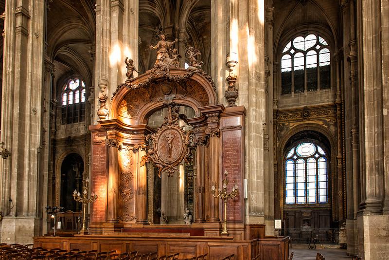 Eglise Ste. Eustache