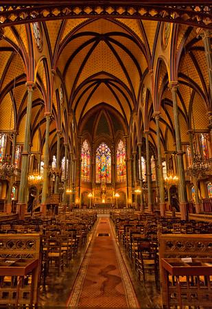 Église Saint-Eugène-Sainte-Cécile - Paris