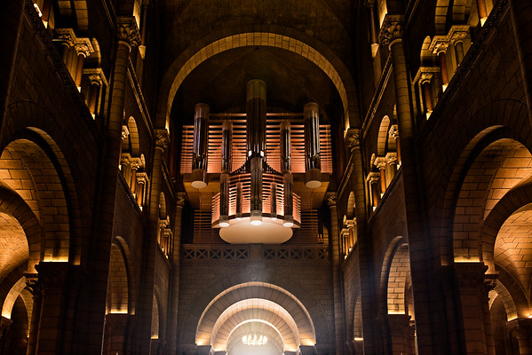 Monaco cathedral organ