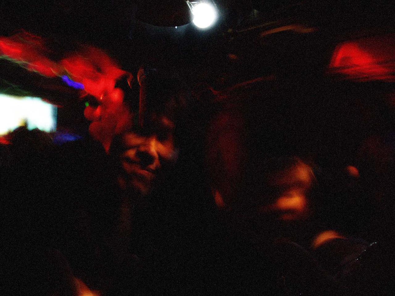 Miercoles noche. De fiesta en Club Metro