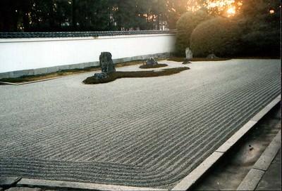Jardin Zen en Shokoku-ji