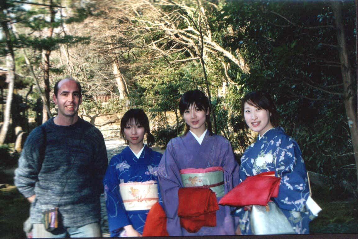 Donde esta mi Kimono??
