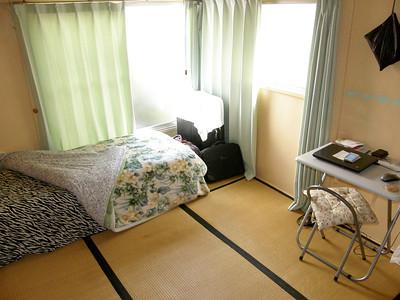 Tadaima! My Asagaya home. Great place. So lucky I found it!