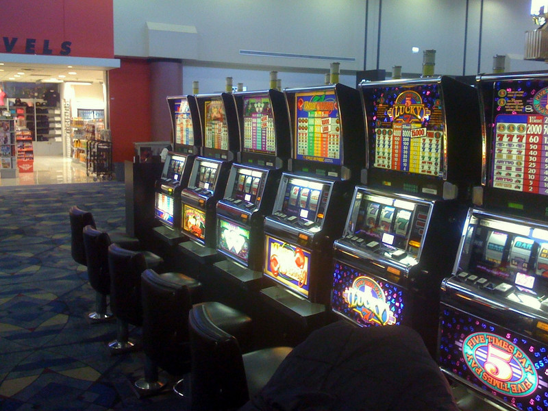 Aereopuerto en Las Vegas
