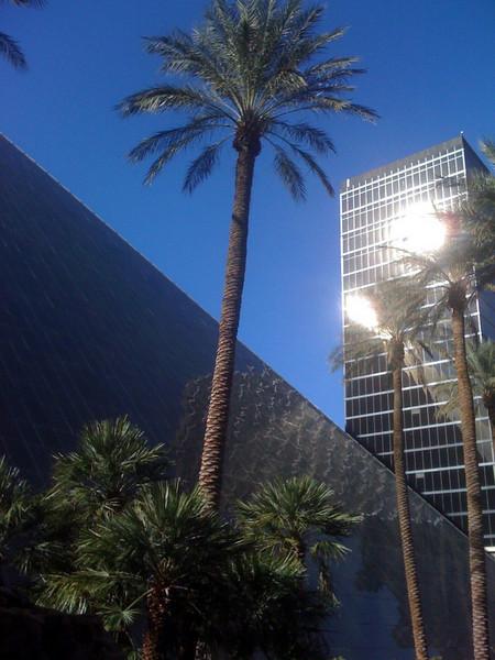 """McCarran Airport esta a solo 5 minutos en taxi de """"Las Vegas Strip"""", donde estan todos los casinos."""