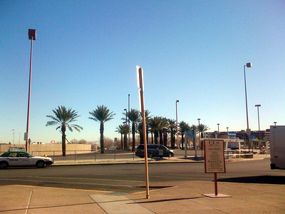 Short stop in Vegas