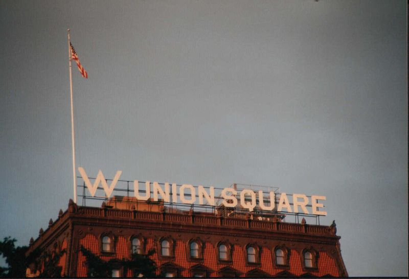 W Union Sq., NYC