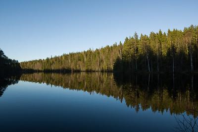 Trekking in Kytäjä-Usmi