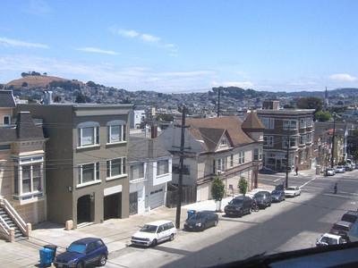 San Francisco street.