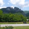 Senica Rocks in West Virginia.