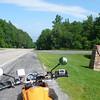 Rt 33 going over Swift Run Gap.