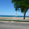 Along Lake shore drive on the 7th of June 2010.