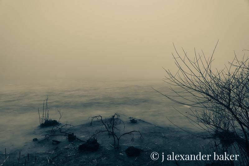 Ice and Fog