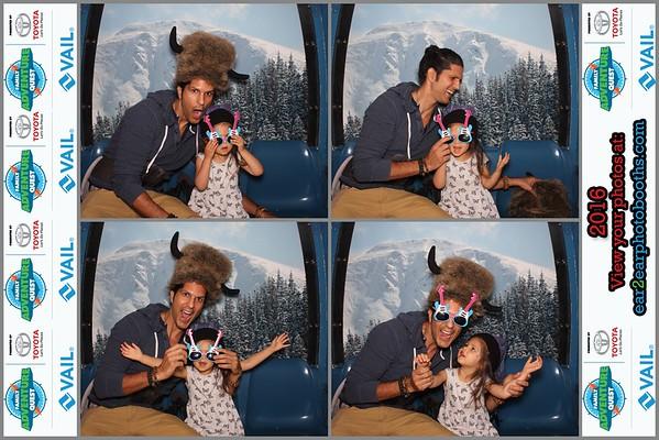 Vail Kids Adventure Games 8-12 & 8-13-2016