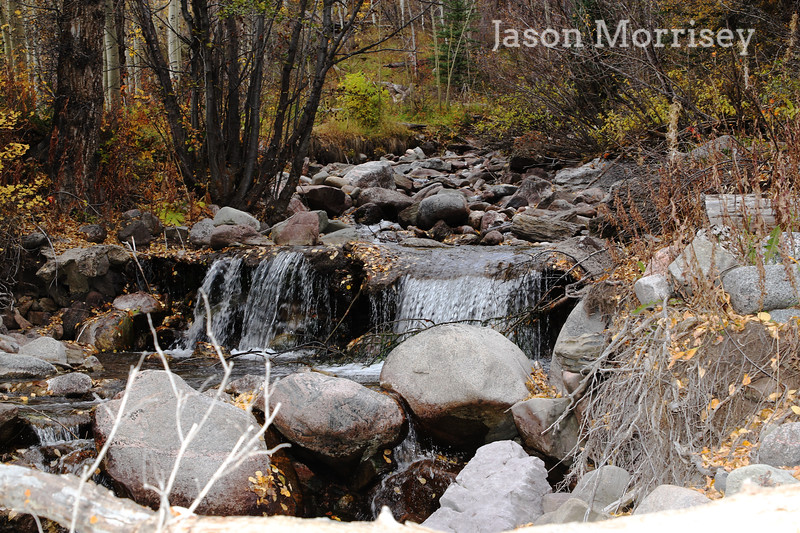 Vail Colorado in the fall