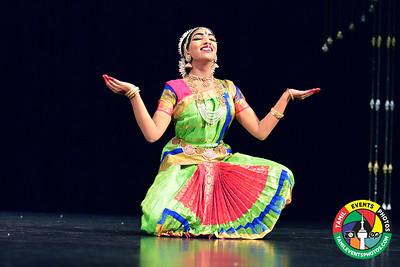 Vaishnavi Sritharan  Arangetram  Oct 13 2019