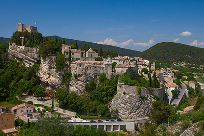 Vaison-la-Romaine, France
