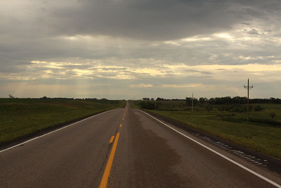 I just liked this road