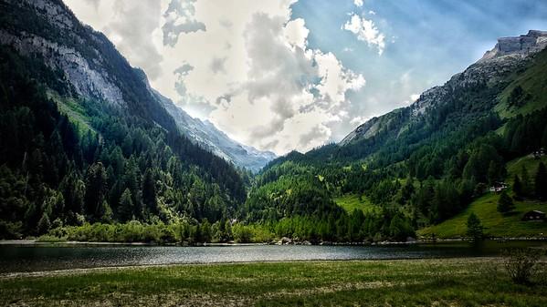 Lac de Deborence