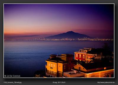 1108 Baai van Napels, Amalfi Kust, Capri