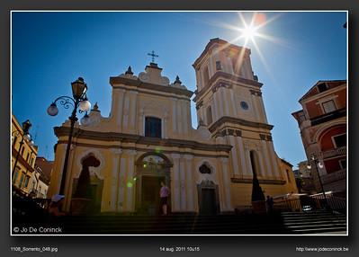Kerk San Agnelo