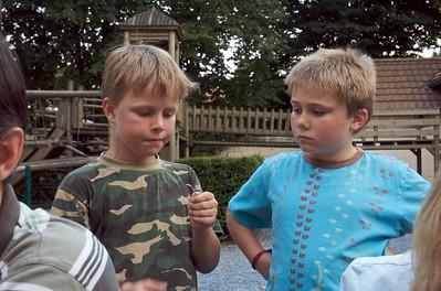 Wijbren en Willem