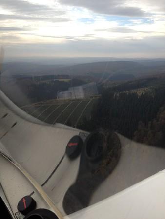 2011 vlucht naar Colmar