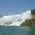 De kleine waterval