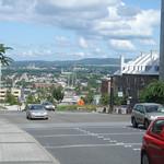 Uitzicht achter Quebec