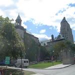 Stadhuis in de oude stad