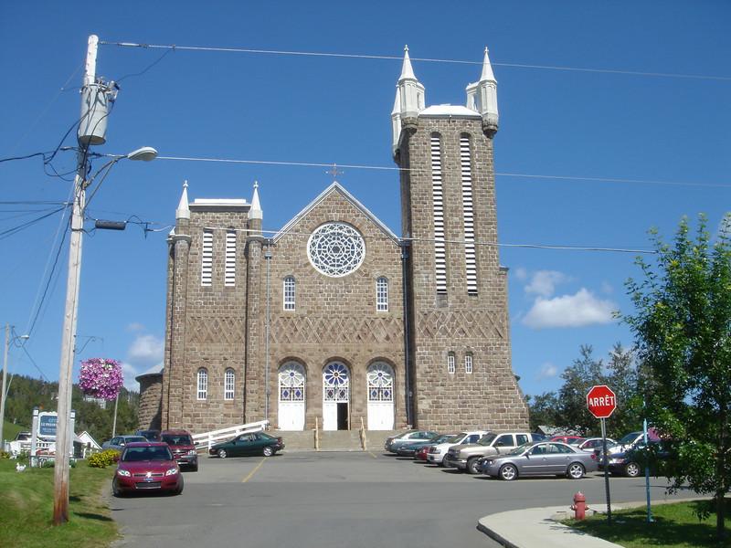 Kerkje van Perce