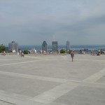 Uitzichtpunt op de Mont Royal