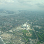 Overzicht Olympisch Stadion
