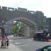 Poort naar de oude stad