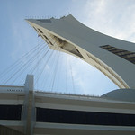 Op bezoek in de toren van het olymisch stadion