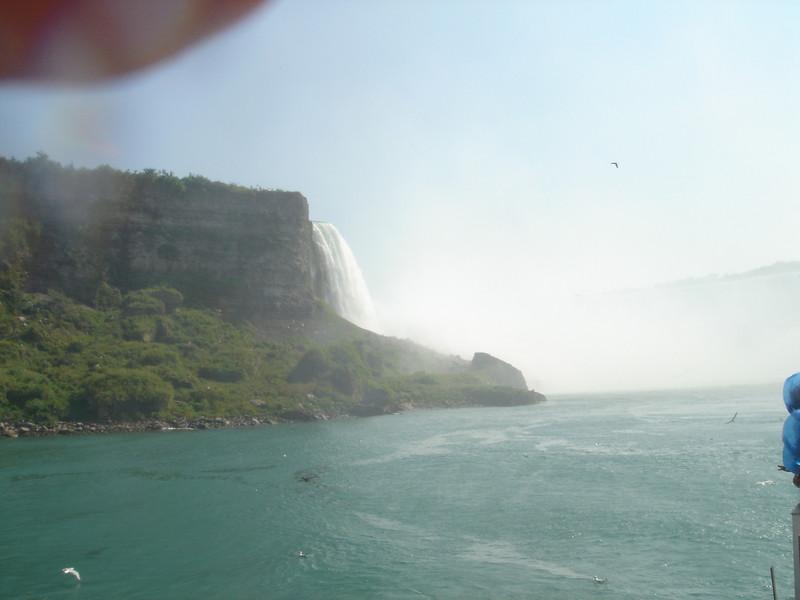 Op naar de grote waterval